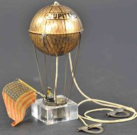 Lehmann Tine Ariplanes Hot air balloon #400 JUPITER, made...