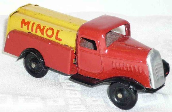 Lehmann Vehicles-Trucks 835 Minol