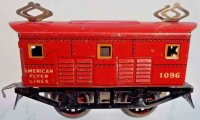 American Flyer Railway-Locomotives Electric locomotive...