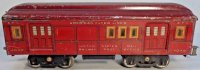 American Flyer Railway-Passenger Cars Baggage car #4040...