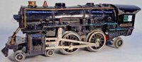 American Flyer Railway-Locomotives Steam locomotive #4670...