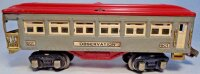Lionel Railway-Passenger Cars Observation car #601.6 with...