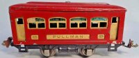 Lionel Railway-Passenger Cars Pullman car #629.5 with...
