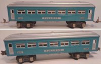 Lionel Railway-Passenger Cars Pullman car #1630.1 with...