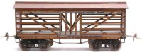 Ives Railway-Freight Wagons Livestock car  #193 (1922)...