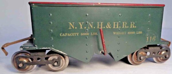 Lionel Freight Wagons 116 type XIII