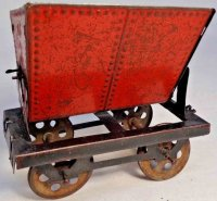 Rossignol Railway-Floor Train Tilt-dump car #601 or...