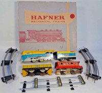 Hafner Railway-Trains Freight train set #2157 made of...