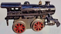 Ives Railway-Locomotives Clockwork locomotive#5 (1924) of...