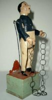 Guenthermann Tin-Figures Escape artist