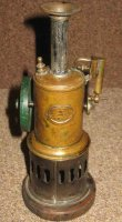 Kraus & Mohr Steam-Toys-Vertical-Steam-Engines Simple...