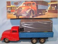 Niedermeier Philipp Tin-Trucks Truck # 110 with tarpaulin...