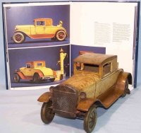 Bub Tin-Oldtimer Mother-in-law car #781 made of tin,...