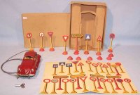 JNF Neuhierl Tin-Cars Driving school car VW pretzel...