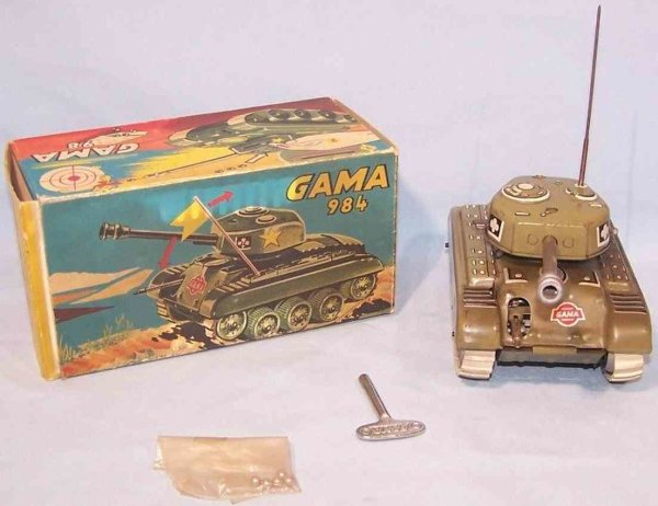 GAMA Vehicles 98