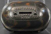 Keyless Lock Co. Cast-Iron-Mechanical Banks Salt Lake...