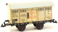 Bing Railway-Freight Wagons Refrigerator car # 0/590 with...