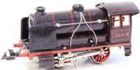 Bing Railway-Locomotives Clockwork locomotive #11/486,...