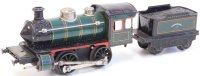 Bing Railway-Locomotives Clockwork locomotive #170/3529,...