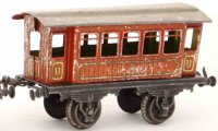 Bing Railway-Passenger Cars Passenger car #13754 with...