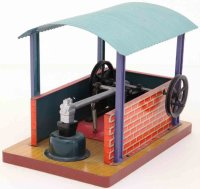 Bing Steam Toys-Drive Models Trip hammer #9956/285...
