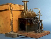 Plank Ernst Steam Engines-stationary-Lokomobile Small and...