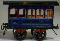 Bing Railway-Passenger Cars Passenger car #6249/2 with...