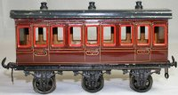 Bing Railway-Passenger Cars Passenger car #16792/3 with...