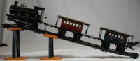 Bing Railway-Locomotives Mountain rack railway #14460,...