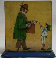 Bing Steam Toys-Drive Models Old man #8743/12 as drive...