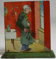 Bing Steam Toys-Drive Models Old man #8743/8 as drive...