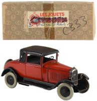 CIJ Tin-Oldtimer Citroen Six #555 hard top includes...