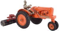 Arcade Cast-Iron Tugs-Rollers Allis-Chalmers tractor and...