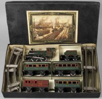 Maerklin Railway-Trains Train package existing from 1...