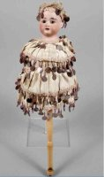 Marseille Armand Dolls Porcelain head doll AM 8/0 as...