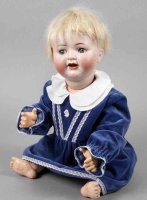 Kaemmer & Reinhardt Dolls Porcelain head doll for Simon &...