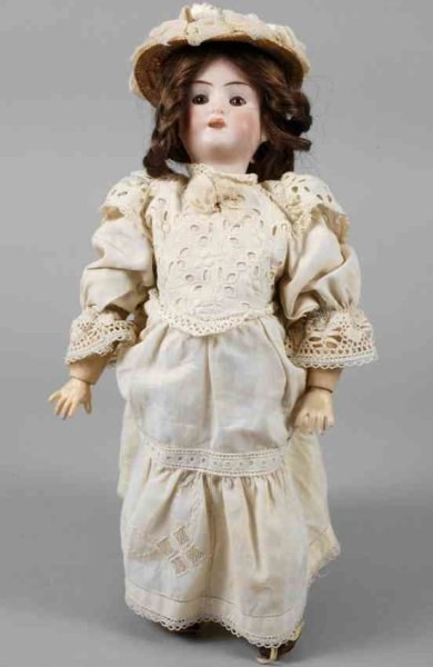 Recknagel Theodor Dolls 1909 DEP R 7/0 A