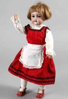 Handwerck Heinrich Dolls Porcelain head doll girl, marked...