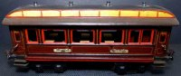 Maerklin Railway-Passenger Cars Dining car #1842/1 ,...