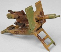 Unknown Military Toys-Arms Rapid loading machine gun,...