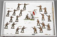 Heyde Military-Figures Pewter figures #1020 German...