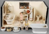 Goeso Dolls_Accessories Bathroom with accessories,...