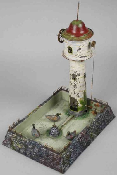 Wunderlich Drive Models Water tower
