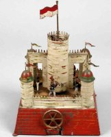 Wunderlich Steam Toys-Drive Models Castle #65/1 as a...