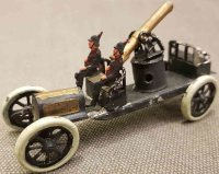 Krause Theodor Tin-Penny Toy Imperial army mobile cannon...
