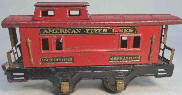 American Flyer Freight Wagons 3014