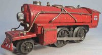 Lionel Railway-Locomotives Lionel Ives Steam engine...