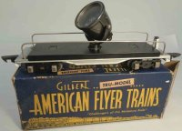 American Flyer Railway-Freight Wagons Floodlight car #488...