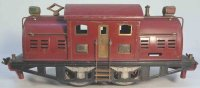 Lionel Railway-Locomotives Electric locomotive #380E.1 in...