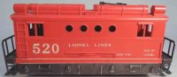 Lionel Railway-Locomotives Boxcab electric locomotove...